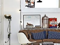 Interior Inspiration / A few interior design images I admire for when I get my own home