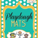 PreK Playdoh/ Sorting / Counting / Pattern Mats