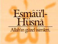 Esma.ul Hüsna