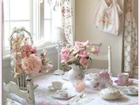 Tea Time and Beautiful Cakes