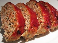 A Meat / meatloaf & ground beef dishes