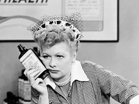 My obsession with I Love Lucy