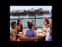 Tour Pulau Seribu / thousand island include: ayer island, island angel, uninteresting islands, island princess, island pantara, scout the island, the island Tidung, kotok island, island tiger.