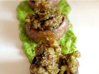 ... | Energy balls, Shrimp stuffed mushrooms and Paleo sweet potato