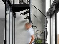 Best 168 Best Spiral Stairs Images In 2020 Stairs Spiral Staircase Spiral 400 x 300