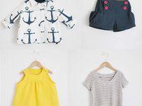 Kiddie Clothes making