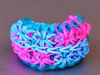Crafts ~ Rainbow Loom