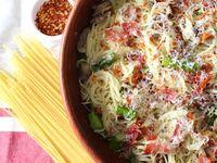 piatto per eccellenza per primavera arugula parmesan ravioli primavera ...