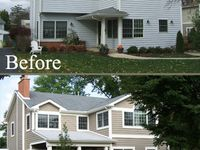 Homes (before & after)
