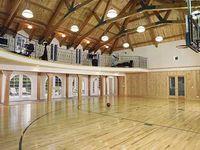The rec building on pinterest indoor basketball court for How to build an indoor basketball court