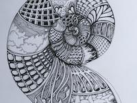 Zentangle & Doodling