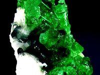 Gemstones, rocks and minerals