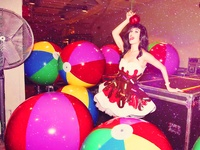 Katy Perry Behind the Scenes related photos :)