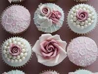 Cupcake, Cake, & Pop Decoration Ideas