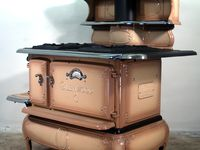 Old STOVES and TABLES ,,,,,,,.......