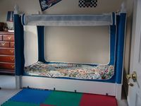 ... Pedicraft Canopy Bed Special Needs Bed On Bed Tent New Beds And Xl ... & Pedicraft Canopy Bed Special Needs Bed On Bed Tent New Beds And Xl ...