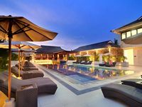 BALI - Anantara Seminyak Bali Resort / This luxurious Bali resort is outpost on the island's most sought-after stretch of shore. The resort features lavish 80 square metre suites furnished in true Anantara style and with private balcony's that showcase world-famous Seminyak sunsets.