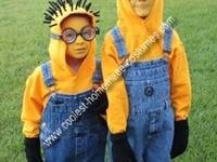 Costume ideas for tge kiddos