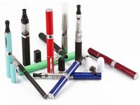 About E-cigarettes  / Electronic Cigarettes make use a liquid used for producing vapors and is often called as e-liquid. This liquid is a blend of propylene glycol, vegetable glycerin and polyethylene glycol 400 and sometimes nicotine too.