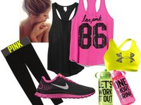 Thinspiration & workout outfits