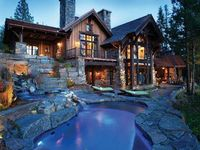 1000 Images About Dream Home On Pinterest Cabin Logs And House