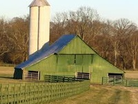 Barns and Farms have such character.
