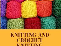 Pinterest group board: Knitting and Crochet