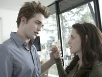 I'm obsessed with: The Twilight Series