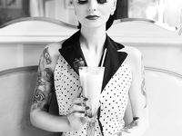 Sexy Pinup/rockabilly style
