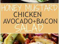 Salads & Dip
