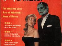 150 Famous Monsters Of Filmland Magazine Covers ideas