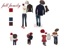 Clothing Suggestions-Family Portrait