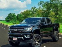 New Laser Blue Metallic 2017 Chevrolet Colorado Extended Cab Long Box 4 Wheel Drive Zr2 For Sale Near Bristol Ct Chevy Colorado Chevy Dealers Chevrolet
