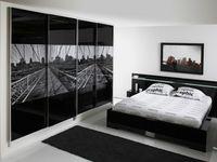 1000+ images about schlafzimmer schwarz/weiss on pinterest - Schlafzimmer Schwarz Weis Einrichten
