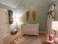 N u r s e r y / Decoration ideas + details for MollyAnn's bedroom