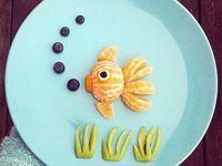 Creative fruit & Vegi's
