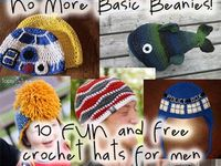 Crochet Hats, Ear Warmers, Headbands