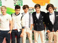 I LOVE One Direction and if you got a problem with it then I will beat you down!!!