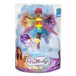 Flutterbye fairy - pastel rainbow