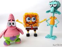Quilling - Figurines (3D)