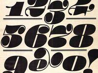 Type n lettering