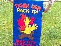 Cub scouts - tiger