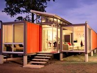 Container homes design