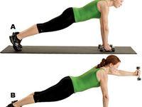 Workout Exercises Pinterest
