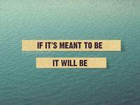 --Inspirational Thinking--