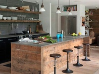 Kitchens island