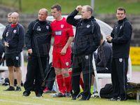 David Galt / Pictures of Queen's Park player David Galt