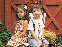 big brother, little sister outfits