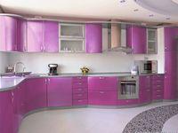 59 Purple Kitchens Ideas Purple Kitchen Kitchen Design Purple Kitchen Cabinets