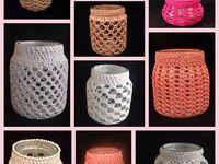 Crochet Kitchen/House Accents